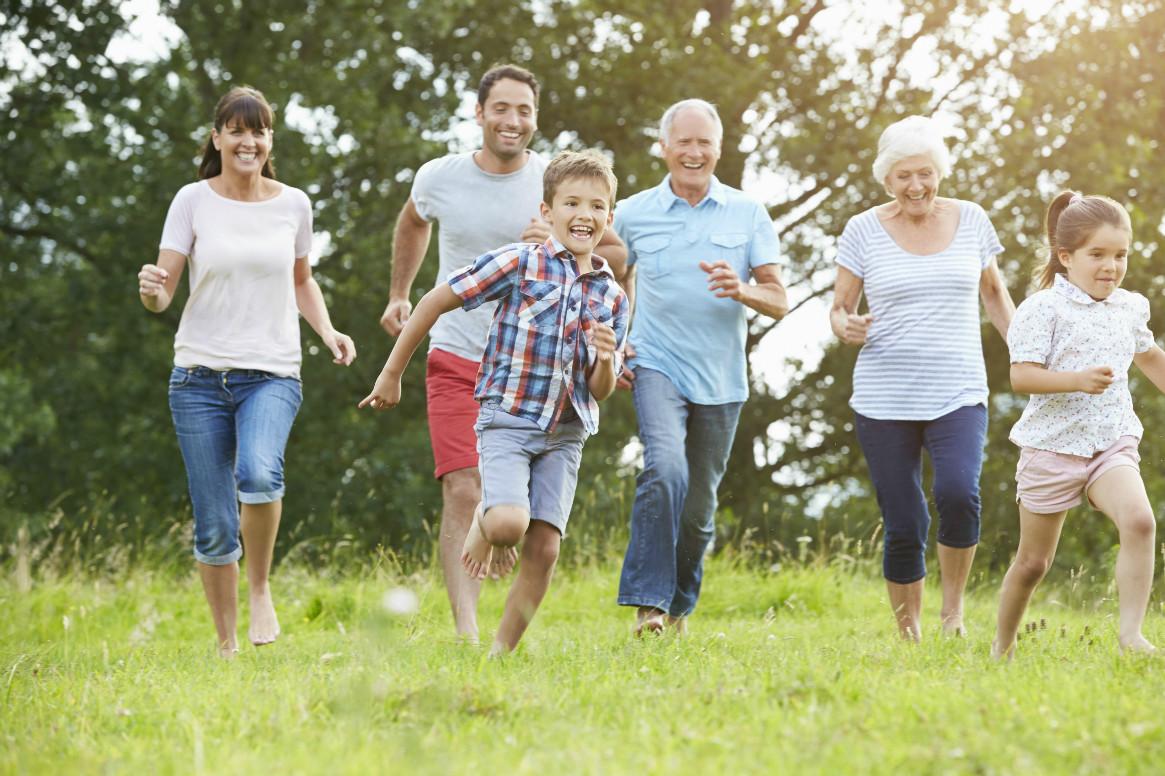 family aged children feet care podiatry